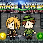 Maze Tower Game