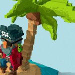 Minecraft Pirates of Voxel