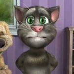 Talking Tom Funny Time at video-igrice.com