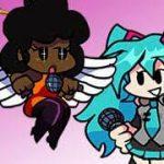 FNF: Miku and Carol sings Gospel