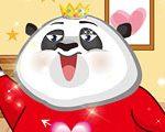 Cute Panda Dress Up
