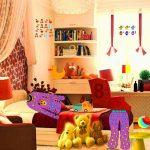 Escape Cubicle Bedrooms