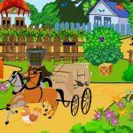 Escape Goldie Robinhood