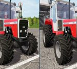Ferguson Tractor Differences