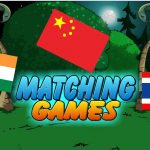 Flags Matching Games