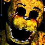 Five Nights at Freddys Golden