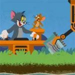 Tom and Jerry River Junk Cleanup