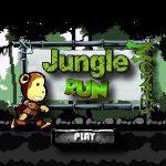 Jungle Monkey Run Game