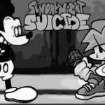 FNF vs Suicide Mouse Remastered