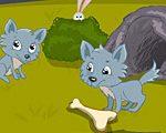 Pet Home Designer: Wolf Pack