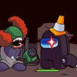 FNF: Tricky vs Black Imposter