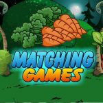 Vegetables Matching Games