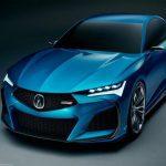 Acura Type S Concept Puzzle