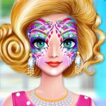 Alyssa Face Art