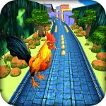 Angry Rooster Run Subway