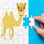 Bactrian camel Puzzle Challenge