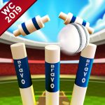 Cricket World Cup Game 2019 Mini Ground Cricke