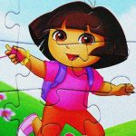 Cute Girl Jigsaw Puzzle