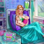 Ellie Twins Birth