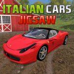 Italian Cars Jigsaw