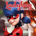 Ladybug Jigsaw