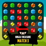 Ninja Treasure Match 3