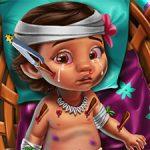 Ocean Baby Injured
