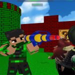 Paintball Gun Pixel 3D Multiplayer