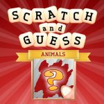 Scratch & Guess Animals