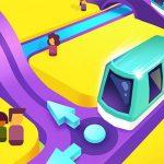 Train Taxi 3D