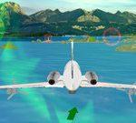 Airplane Simulation: Island Travel